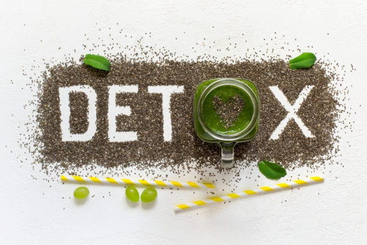 "Boost your Body's Natural ""Detox"" Capacity"