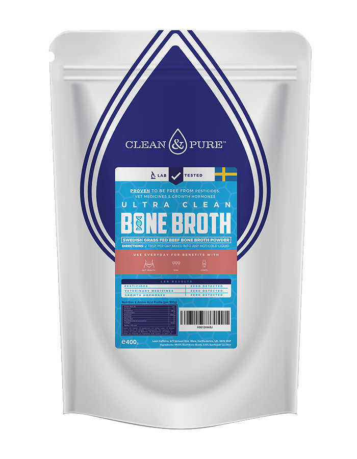 Ultra Clean Bone Broth